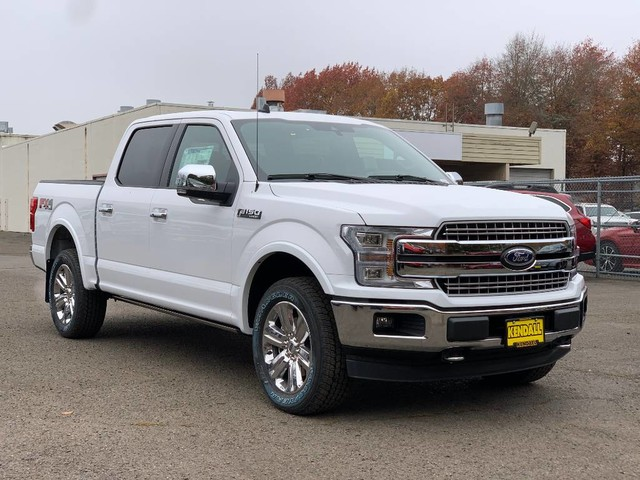 2020 F-150 SuperCrew Cab 4x4, Pickup #F36949 - photo 5