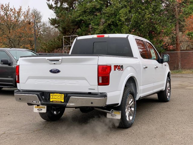 2020 F-150 SuperCrew Cab 4x4, Pickup #F36949 - photo 7
