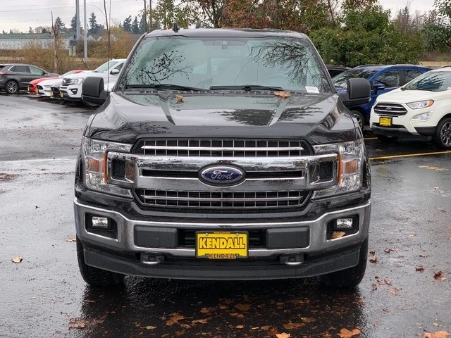 2020 F-150 SuperCrew Cab 4x4, Pickup #F36950 - photo 4