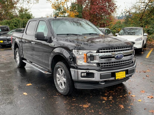 2020 F-150 SuperCrew Cab 4x4, Pickup #F36950 - photo 5