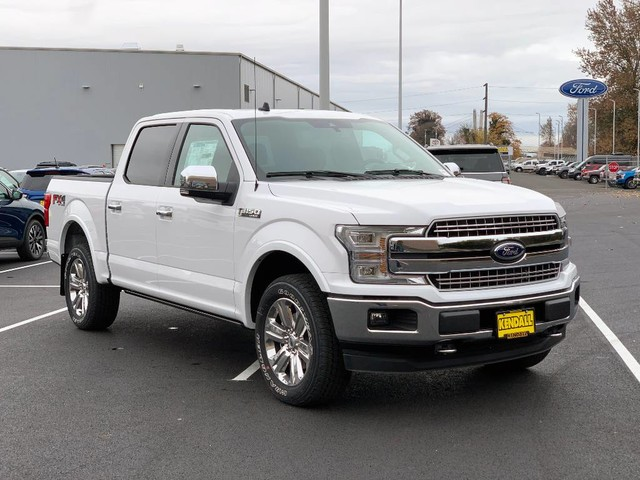2020 F-150 SuperCrew Cab 4x4, Pickup #F36990 - photo 5