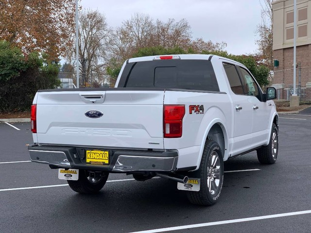 2020 F-150 SuperCrew Cab 4x4, Pickup #F36990 - photo 7