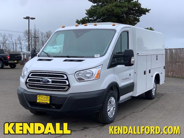 2019 Ford Transit 350 4x2, Knapheide KUV Service Utility Van #F37094 - photo 1