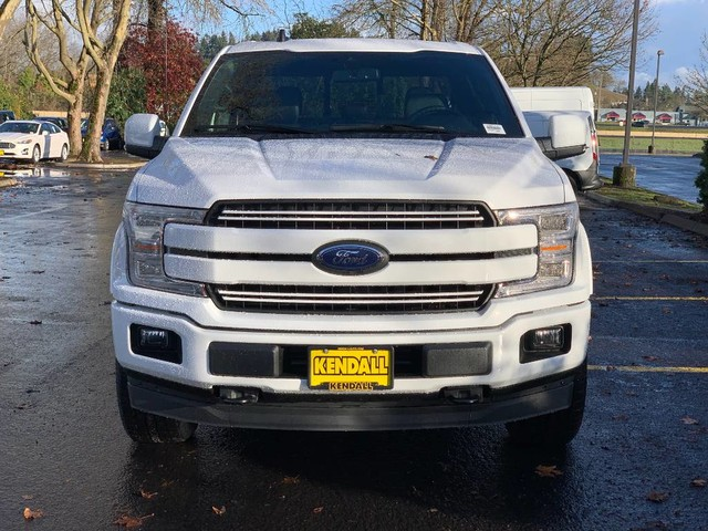 2020 Ford F-150 SuperCrew Cab 4x4, Pickup #F37117 - photo 3