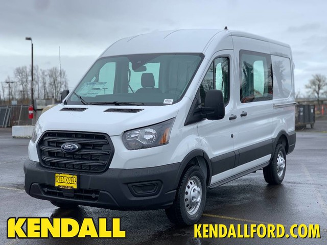 2020 Transit 250 Med Roof AWD, Empty Cargo Van #F37178 - photo 1