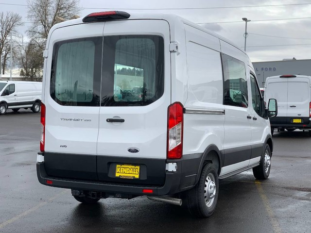 2020 Transit 250 Med Roof AWD, Empty Cargo Van #F37178 - photo 6