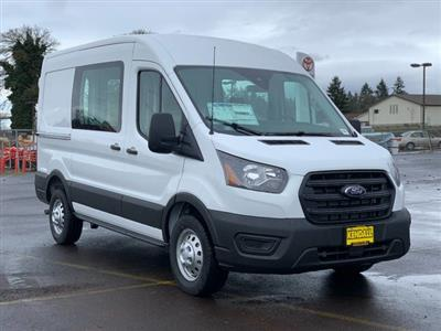 2020 Transit 250 Med Roof AWD, Empty Cargo Van #F37178 - photo 4
