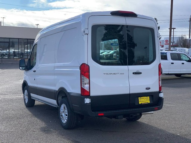 2020 Transit 250 Med Roof RWD, Empty Cargo Van #F37189 - photo 1
