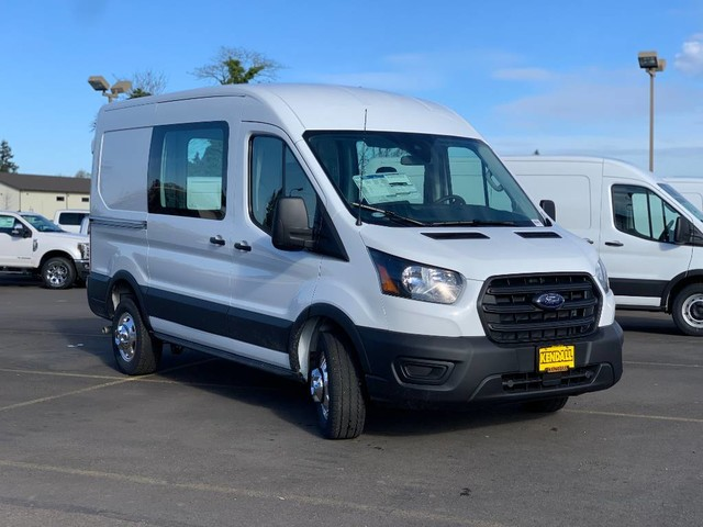2020 Transit 250 Med Roof AWD, Empty Cargo Van #F37190 - photo 4