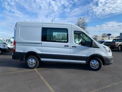 2020 Transit 250 Med Roof AWD, Empty Cargo Van #F37190 - photo 5