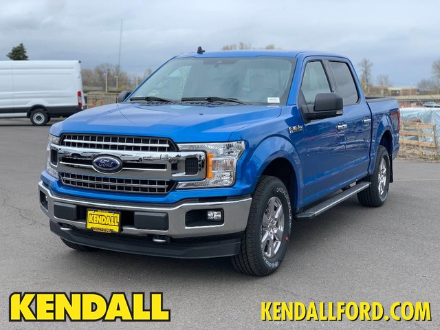 2020 F-150 SuperCrew Cab 4x4, Pickup #F37191 - photo 1