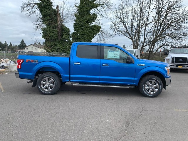 2020 F-150 SuperCrew Cab 4x4, Pickup #F37191 - photo 5
