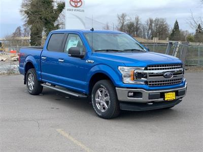2020 F-150 SuperCrew Cab 4x4, Pickup #F37191 - photo 4