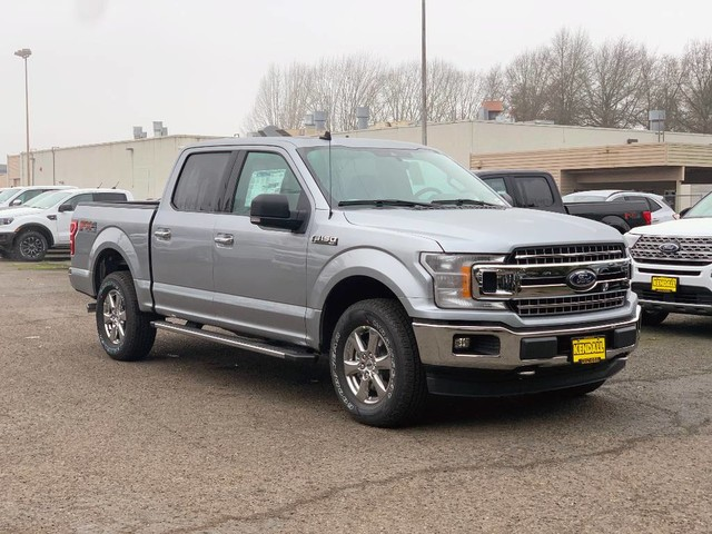 2020 Ford F-150 SuperCrew Cab 4x4, Pickup #F37205 - photo 4