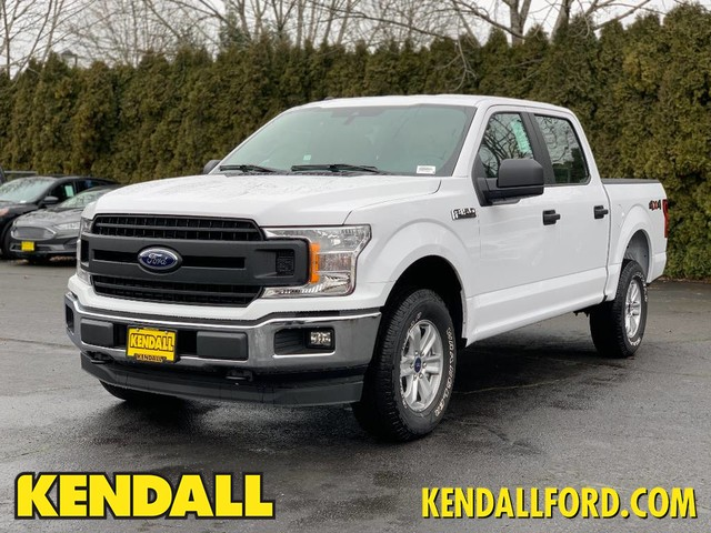 2019 F-150 SuperCrew Cab 4x4, Pickup #F37213 - photo 1