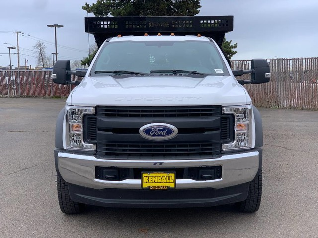 2019 Ford F-550 Crew Cab DRW 4x4, Knapheide Platform Body #F37255 - photo 3