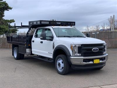 2019 Ford F-550 Crew Cab DRW 4x4, Knapheide Platform Body #F37255 - photo 4