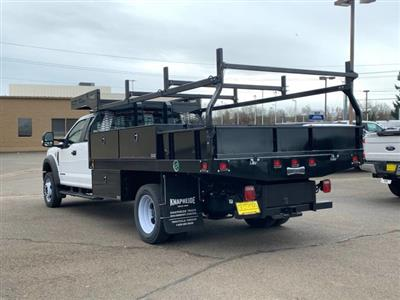 2019 Ford F-550 Crew Cab DRW 4x4, Knapheide Platform Body #F37255 - photo 2