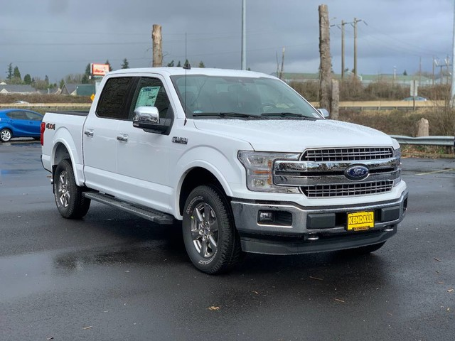 2020 F-150 SuperCrew Cab 4x4, Pickup #F37273 - photo 4