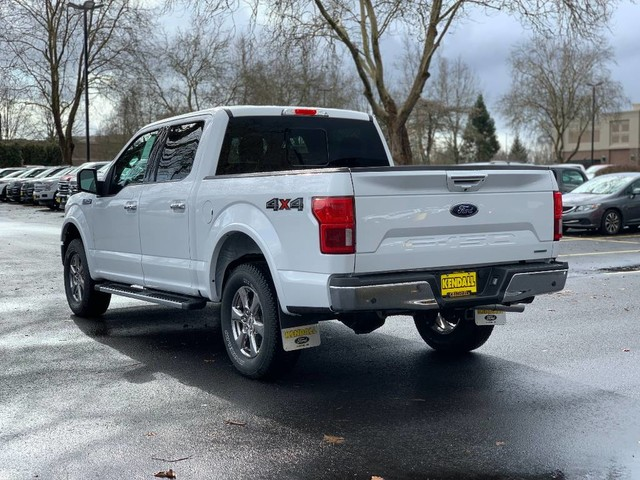 2020 Ford F-150 SuperCrew Cab 4x4, Pickup #F37273 - photo 2