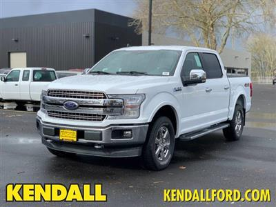 2020 Ford F-150 SuperCrew Cab 4x4, Pickup #F37273 - photo 1