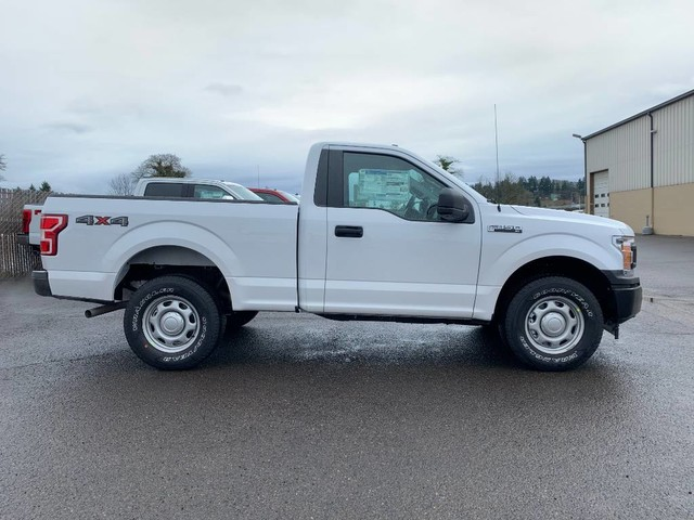 2019 F-150 Regular Cab 4x4, Pickup #F37277 - photo 5