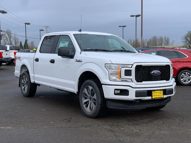 2020 F-150 SuperCrew Cab 4x4, Pickup #F37288 - photo 4