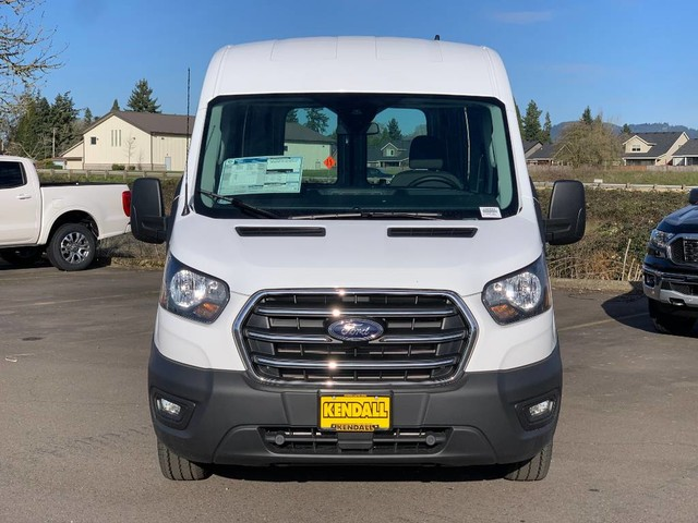 2020 Ford Transit 250 Med Roof RWD, Empty Cargo Van #F37294 - photo 2