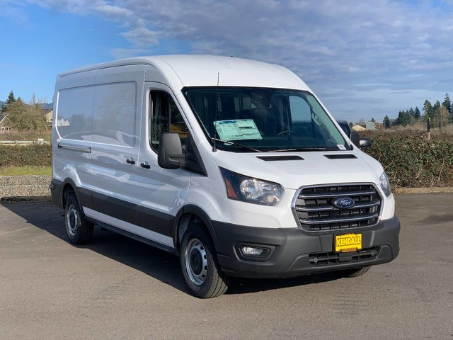 2020 Ford Transit 250 Med Roof RWD, Empty Cargo Van #F37294 - photo 3