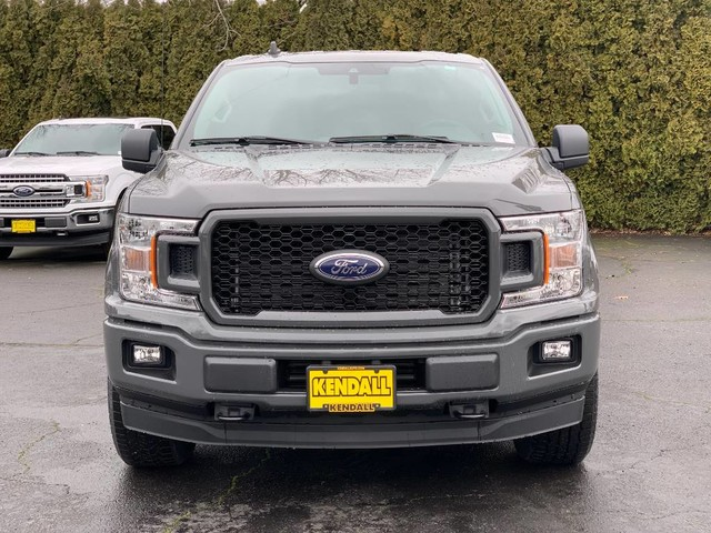 2020 F-150 SuperCrew Cab 4x4, Pickup #F37300 - photo 3