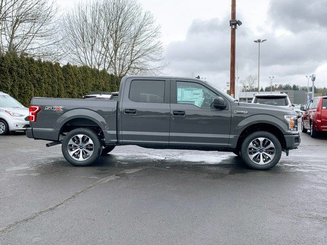 2020 F-150 SuperCrew Cab 4x4, Pickup #F37300 - photo 5