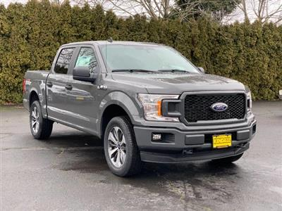 2020 F-150 SuperCrew Cab 4x4, Pickup #F37300 - photo 4