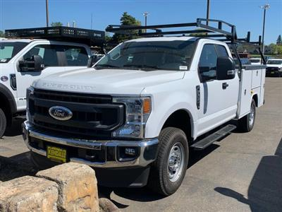 2020 F-250 Super Cab 4x4, Harbor Service Body #F37312 - photo 3
