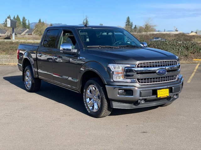 2020 F-150 SuperCrew Cab 4x4, Pickup #F37343 - photo 3