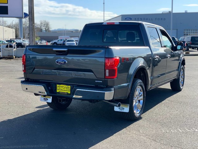 2020 F-150 SuperCrew Cab 4x4, Pickup #F37343 - photo 5