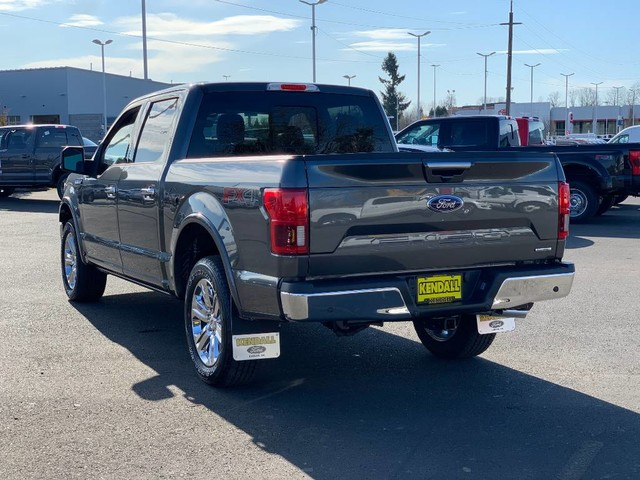 2020 F-150 SuperCrew Cab 4x4, Pickup #F37343 - photo 7