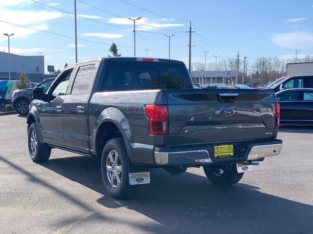 2020 F-150 SuperCrew Cab 4x4, Pickup #F37349 - photo 2
