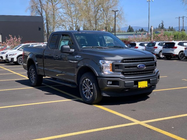 2020 F-150 Super Cab 4x4, Pickup #F37384 - photo 4