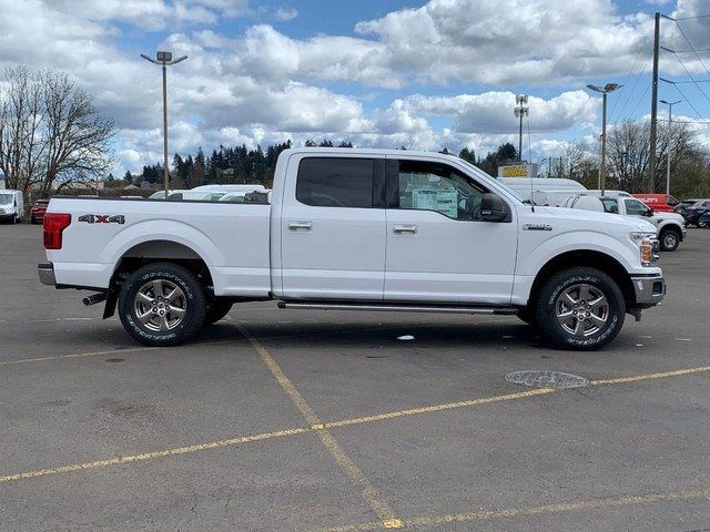 2020 F-150 SuperCrew Cab 4x4, Pickup #F37427 - photo 5