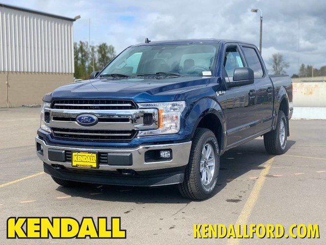 2020 F-150 SuperCrew Cab 4x4, Pickup #F37434 - photo 1