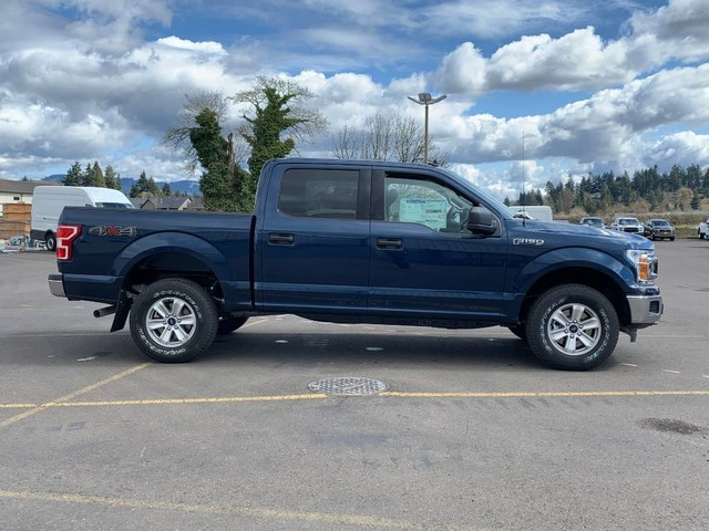 2020 F-150 SuperCrew Cab 4x4, Pickup #F37434 - photo 5
