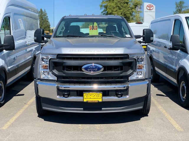 2020 Ford F-550 Super Cab DRW 4x4, Cab Chassis #F37452 - photo 3