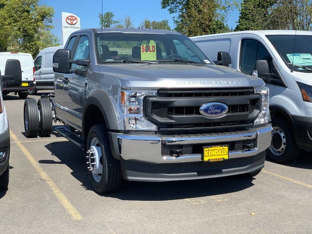 2020 Ford F-550 Super Cab DRW 4x4, Cab Chassis #F37452 - photo 4