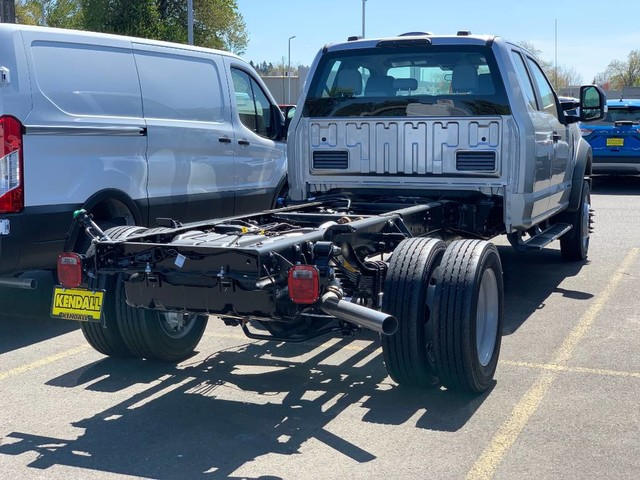 2020 Ford F-550 Super Cab DRW 4x4, Cab Chassis #F37452 - photo 5