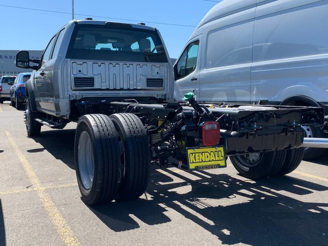 2020 Ford F-550 Super Cab DRW 4x4, Cab Chassis #F37452 - photo 2