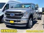 2020 Ford F-550 Super Cab DRW 4x4, Cab Chassis #F37452 - photo 1