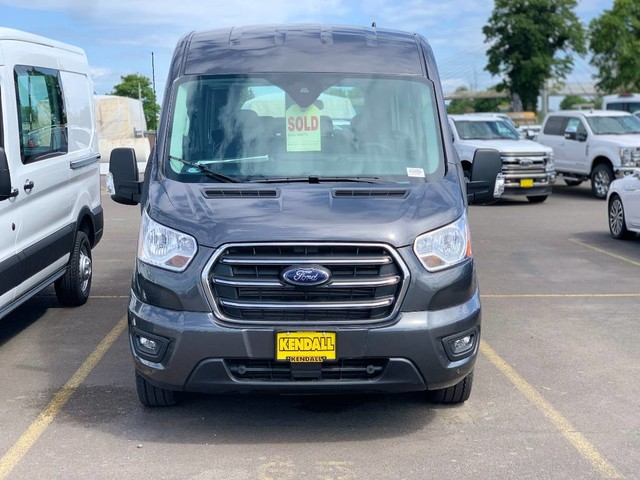 2020 Transit 350 Med Roof AWD, Passenger Wagon #F37453 - photo 3