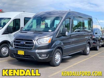 2020 Transit 350 Med Roof AWD, Passenger Wagon #F37453 - photo 1