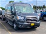 2020 Transit 350 Med Roof AWD, Passenger Wagon #F37453 - photo 4