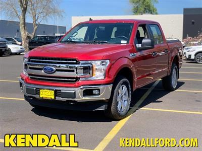 2020 Ford F-150 SuperCrew Cab 4x4, Pickup #F37488 - photo 17